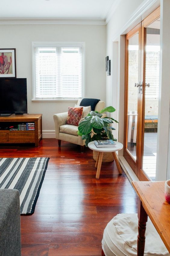 House Tour: Natural Textures in an Australian House | Apartment Therapy