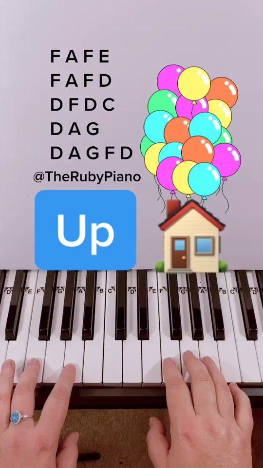 Therubypiano Therubypiano Official Tiktok Watch Therubypiano S Newest Tiktok Videos Piano Music Notes Piano Tutorials Piano Music Lessons