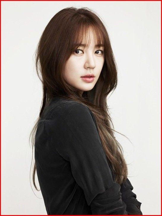 Korean Celebrities Hairstyles For Women Best Easy Hairstyles Hair Styles Korean Bangs Hairstyle Long Hair Styles