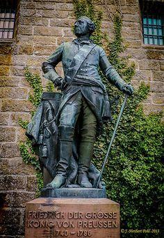 Der alte Fritz - Friederich der Große, König von Preußen