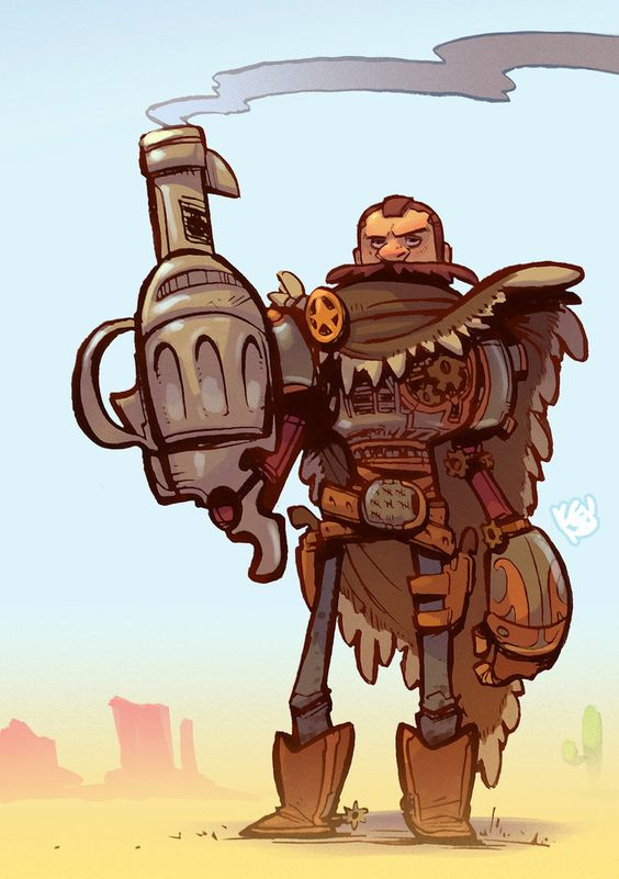 Character Design Hire : Gun for hire by thegreyninja on deviantart character