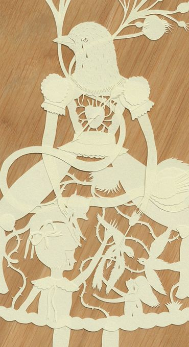 Cut Paper Portraits Objective Students will use their design skills to create a complex portrait in an environment that will be used to explore positive and negative space as well as contour line. …