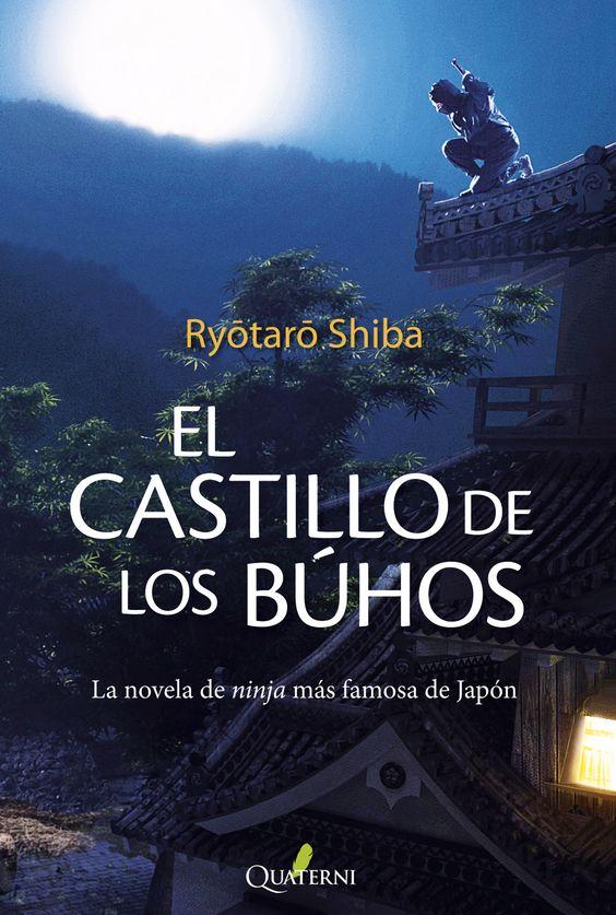 EL CASTILLO DE LOS BÚHOS - Después de pasar diez años recluido en un templo en las montañas, Jūzō, un mortífero ninja, recibe la orden de realizar un último trabajo: asesinar al hombre más poderoso del país, el shōgun Toyotomi Hideyoshi.  A su regreso a Kyōto, la capital del imperio, reunirá de nuevo a sus antiguos compañeros, supervivientes de la masacre de Iga que como él están viviendo ocultos, para que lo ayuden en su misión.