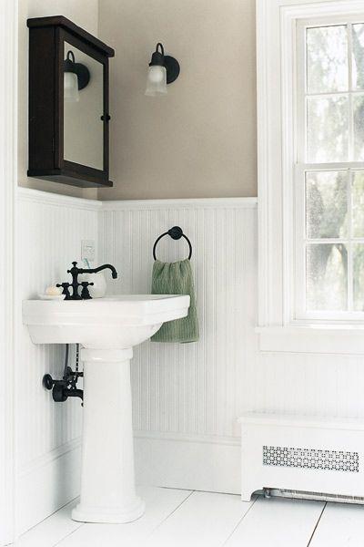 Hardware Pedestal And Pedestal Sink On Pinterest