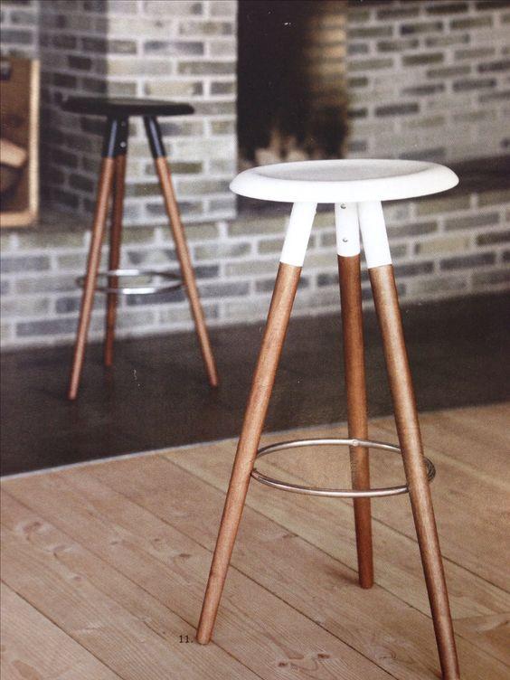boconcept bar stools and stools on pinterest. Black Bedroom Furniture Sets. Home Design Ideas