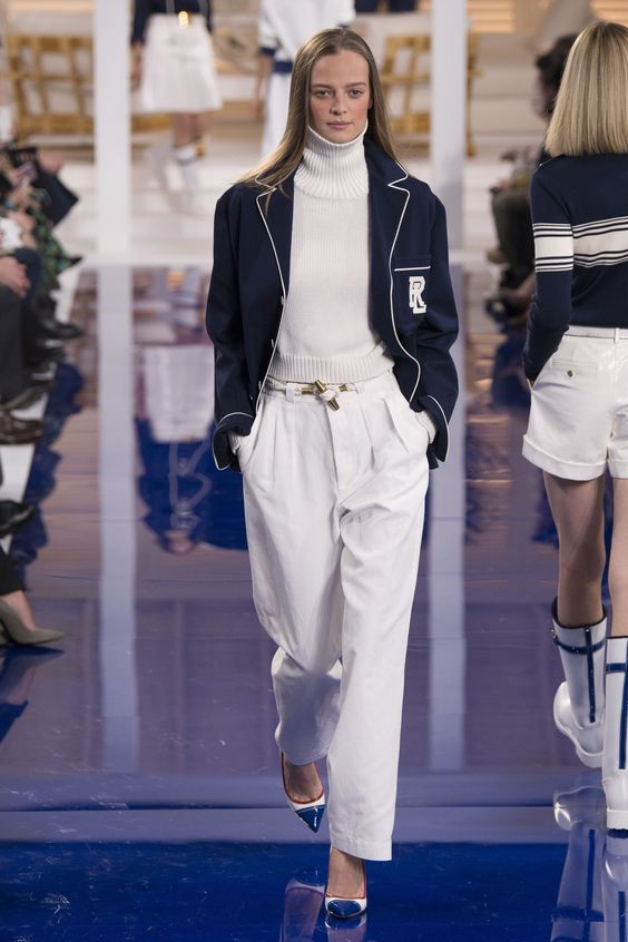 Ralph Lauren Spring 2018 Ready-to-Wear Collection - Vogue