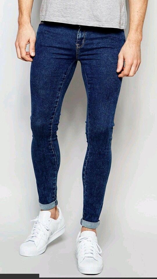 Dr. Denim Dixy   Spray on skinny jeans for men   Pinterest