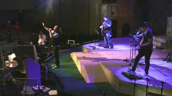 CROSSOVER Worship (9:30am) - 3.10.13 with Pastor Cliff Lambert and praise band.  www.deepcreekbaptist.org