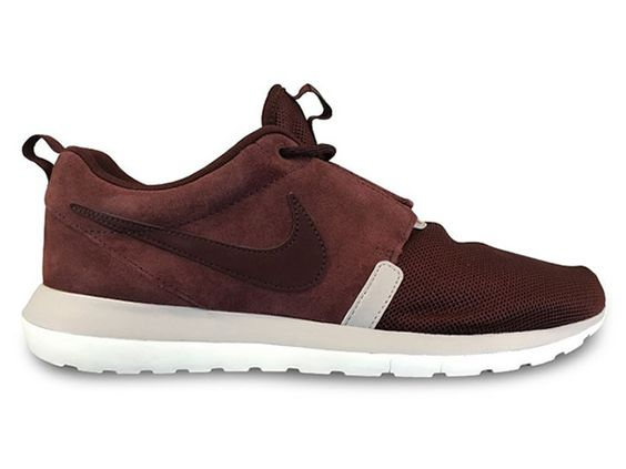"Nike Rosherun NM ""Natural Motion"" Braun Roshe Run Femmes"