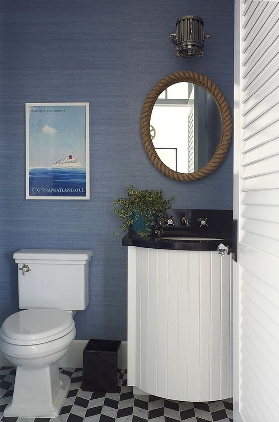 Powder Room Powder Room Decor Ideas Powder Room With Grasscloth Wallpaper
