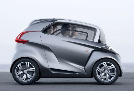 Peugeot / Electric concept car