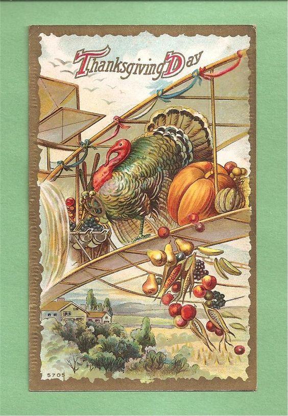 the allen family bermuda triangle: happy thanksgiving!