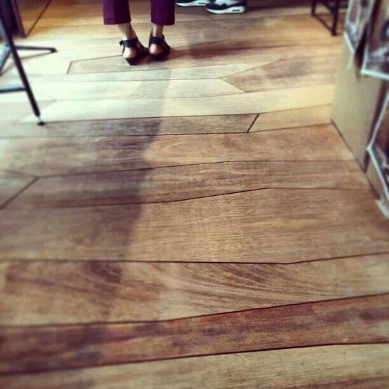 Interesting shape for planks