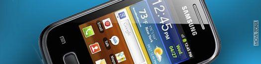 Presentado el Samsung Galaxy Pocket, el más pequeño y económico de la gama: http://ow.ly/9utGR