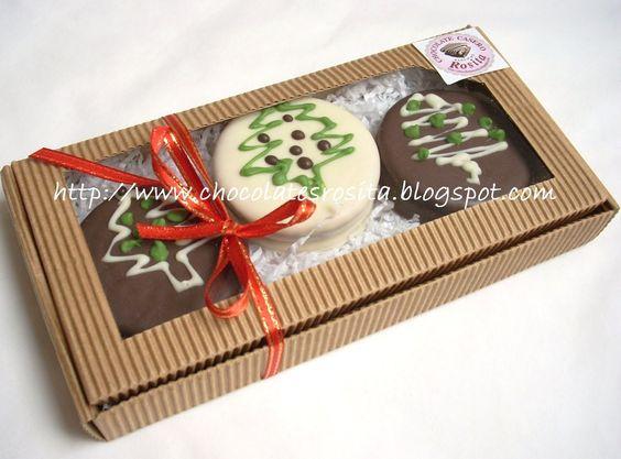 cajas de galletas para regalar - Buscar con Google