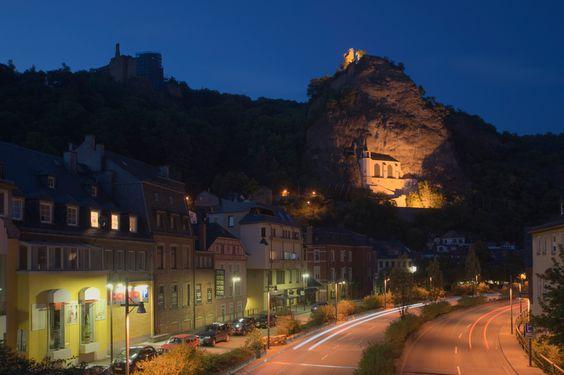 Die Felsenkirche in Idar Oberstein! Aufgenommen mit einer Canon 400D mit Tamron…