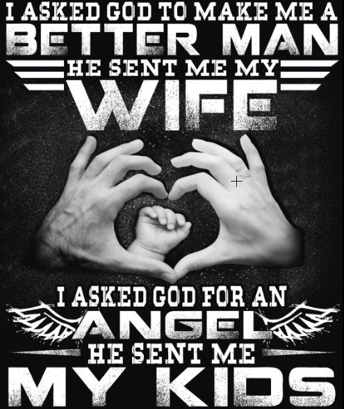 I Asked God For Strength He Sent My Husband Shirt Valentines Day Gift