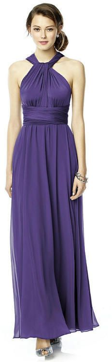 Dessy Collection - Gorgeous Bridesmaid's Dress in Regalia