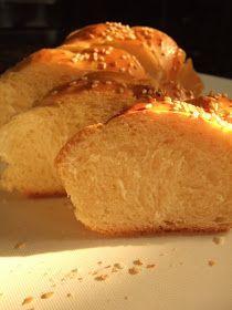 PECADO DA GULA: Pão challat