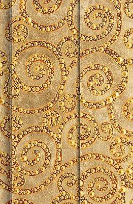 Präsent #Adressbuch Motiv - Golden #Dream