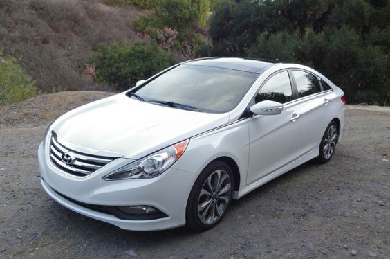 Hyundai Sonata when I'm a Soccer Mom