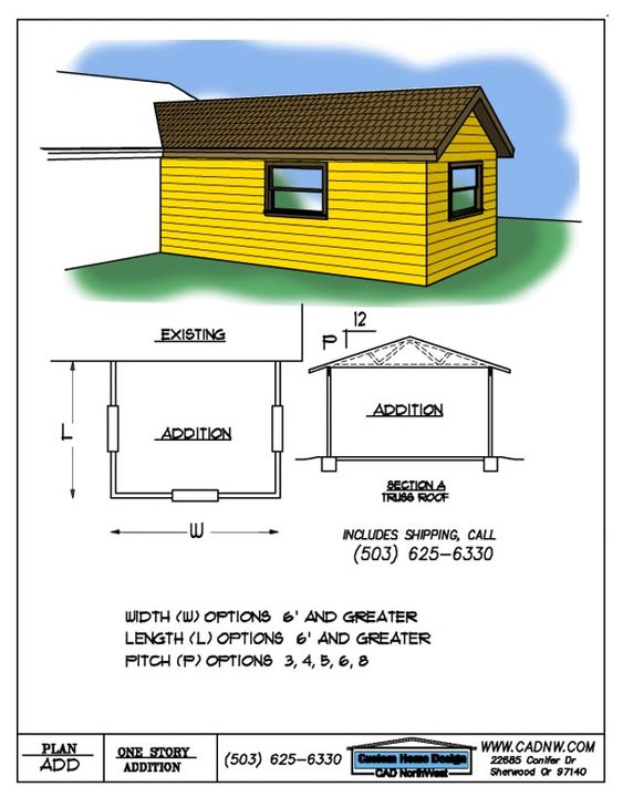 Home addition plans home additions and how to use on for Addition blueprints