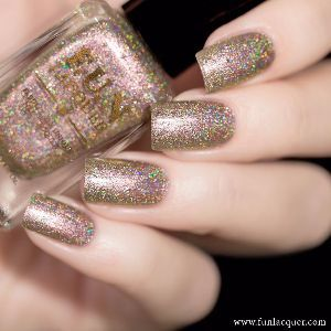 F.U.N. Lacquer- Spring/Summer 2017- Lady Boss