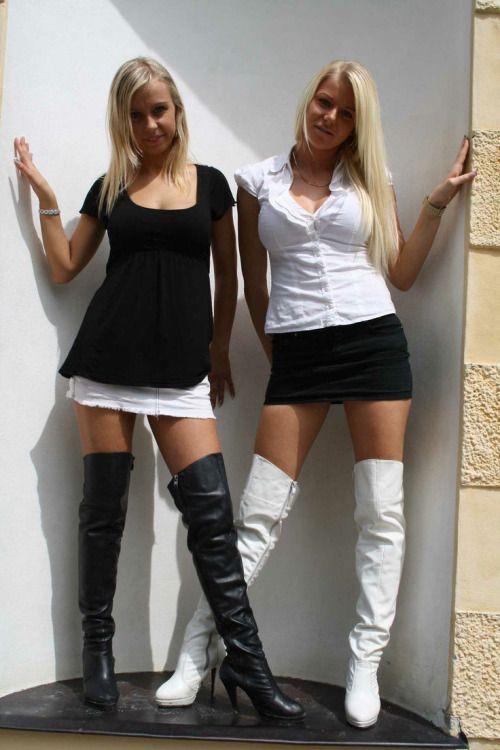 Pin af Mad på lange støvler | Lange støvler, Støvler, Sko