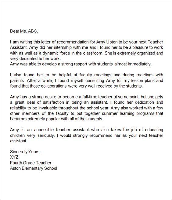 Khozama Alwedyan (kalwedyan) on Pinterest - academic recommendation letter