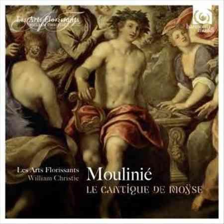 Etienne Moulinie - Moulinie: Le Cantique De Moyse, Ivory