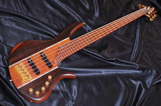 5 Strings Bass