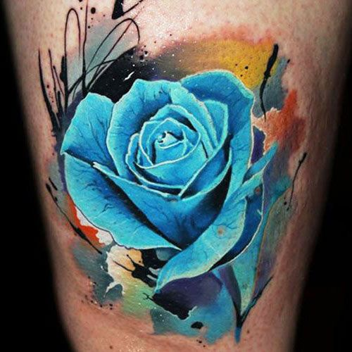 101 Best Rose Tattoos For Men Realistic Flower Tattoo Realistic Rose Tattoo Rose Tattoos For Men