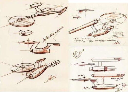 The o 39 jays design and originals on pinterest for Wohnung star trek design
