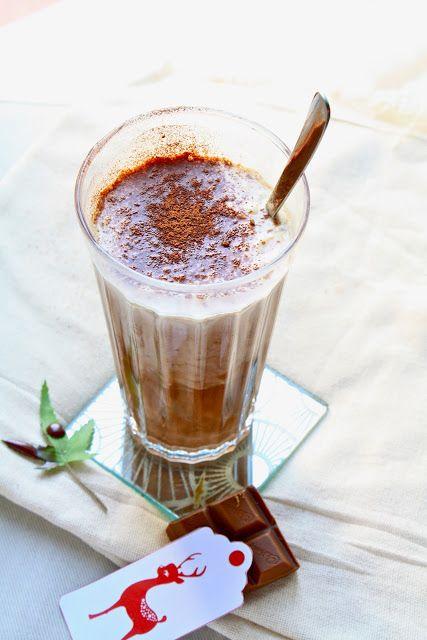 Plateful: Ultimate Parisan Hot chocolate — velvety and so utterly chocolaty