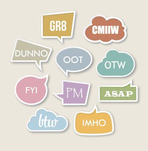 Lengkap Nih Gan Bahasa Inggris Gaul Slang Dan Artinya Dengan
