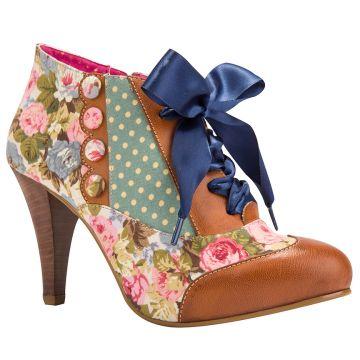 Irregular Choice | Womens | Shoes betseys buttons