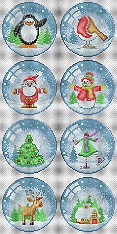 Lucie Heaton Cross Stitch Patterns - Instant Download