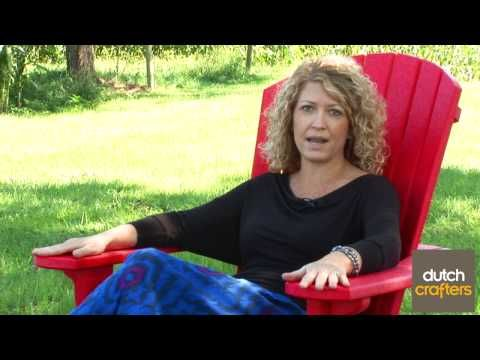 Outdoor Amish Furniture - YouTube