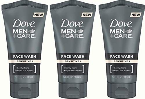 Chic Dove Men Care Face Wash Sensitive 5 Ounce Pack Of 3 Skin Care 44 99 Chicideas From Top Store