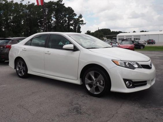 2014 TOYOTA CAMRY for sale at Mazda/Kia of New Bern