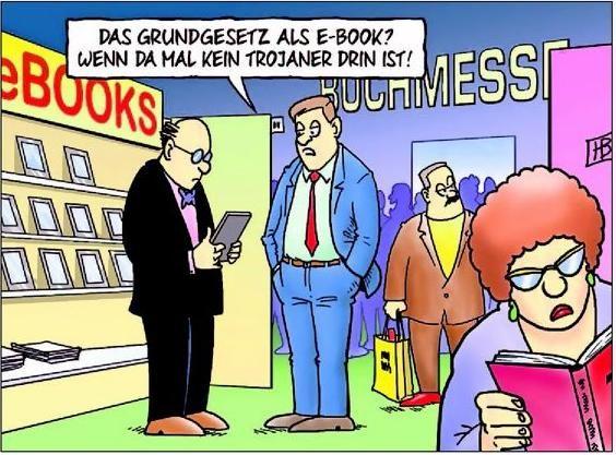 eBook als Grundgesetz?