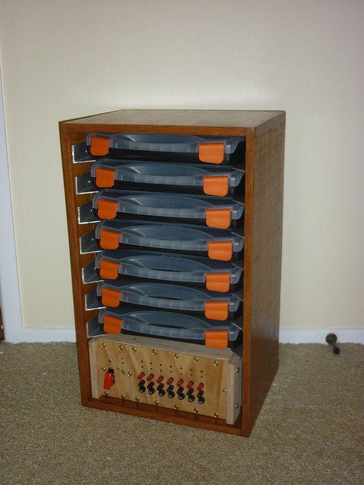 Electronics Components Storage Cabinet, Electronic Component Storage Cabinet