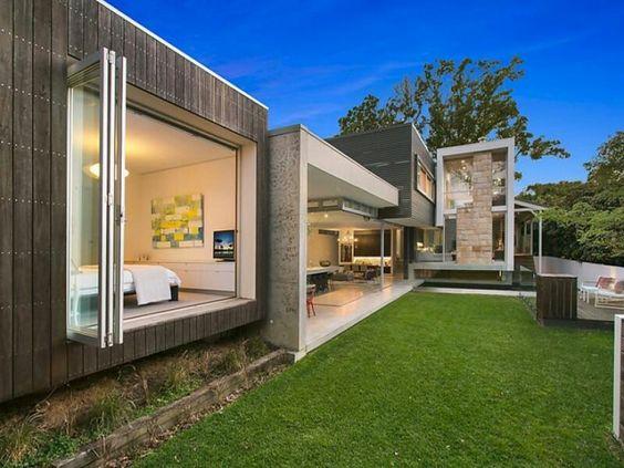 Ideia para casa - Arquitetura moderna