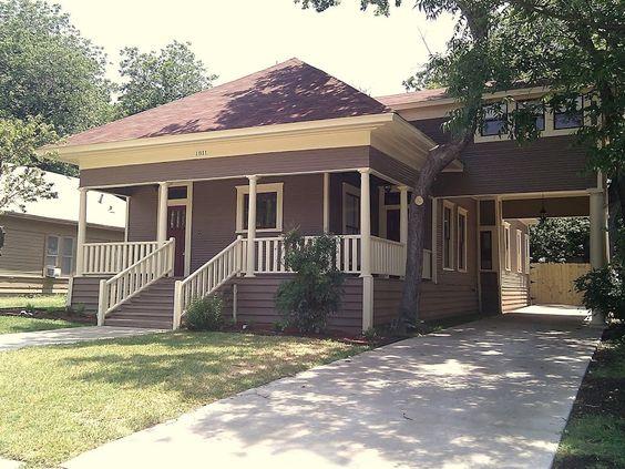 Historic Restoration Southside Fairmount Fort Worth