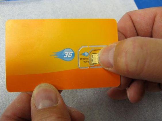 """""""Oi"""" apresenta primeiro cartão sim de duplo corte do Brasil"""