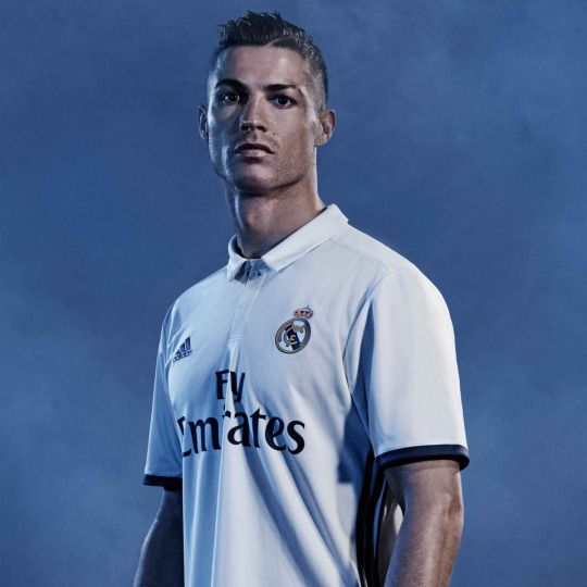 The new Real Madrid kit for season 2016-17: