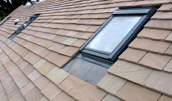 Sandstone Roofing Tiles by Black Mountain Quarries