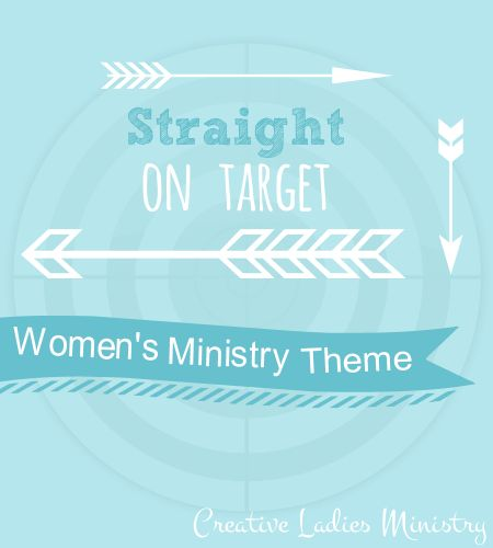 Women's ministry, Ministry and Arrows on Pinterest