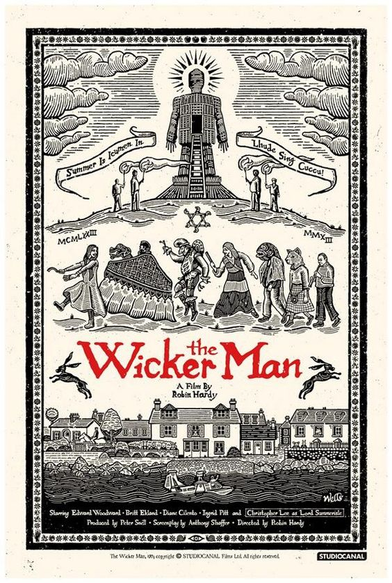 Wicker Man Final Cut Comparison Essay - image 10