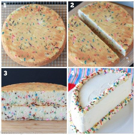 Half Birthday Cake Collage-2                                                                                                                                                      More